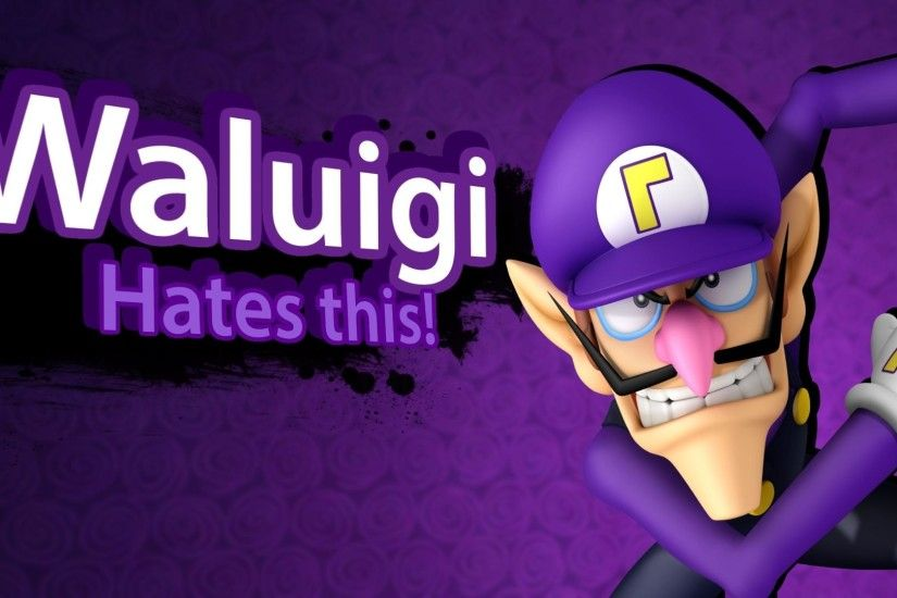 Waluigi hates this | Super Smash Bros. 4 Character Announcement Parodies |  Know Your Meme