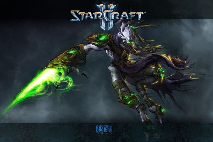 HD Wallpaper | Background ID:56576. 1920x1200 Video Game Starcraft
