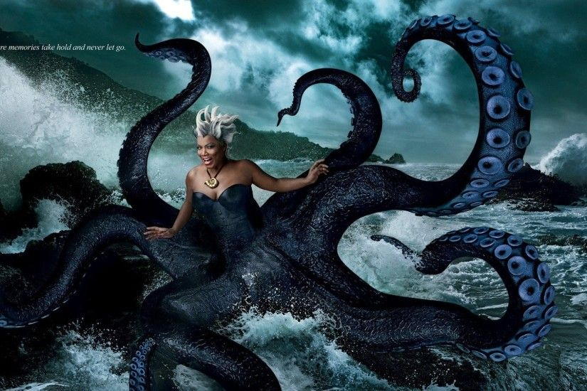 The Little Mermaid images Little Mermaid vs Ursula HD wallpaper .