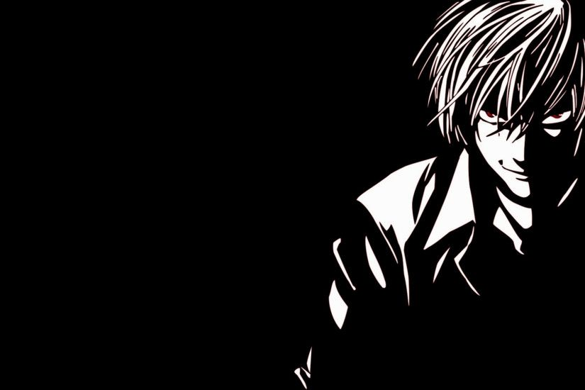 Download Wallpaper · Death NoteDNLYLight Yagami
