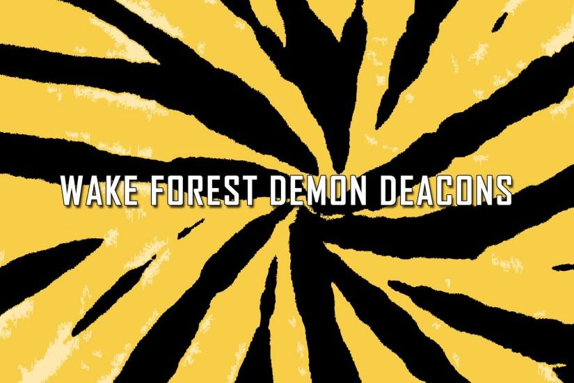 Widescreen, Wake Forest Tie-Dye