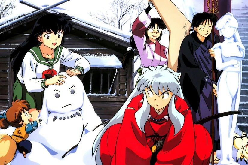 my wallpaper in this moment . Inuyasha rox a lot ^^ Inuyasha Wallpaper