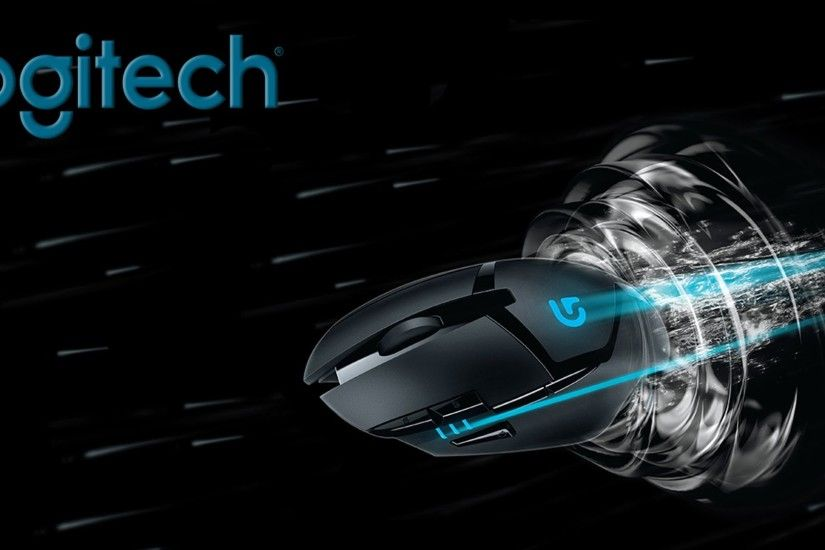 Logitech G402 Hyperion Fury FPS Gaming Mouse - YouTube