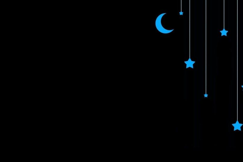 Images For > Moon And Stars Backgrounds