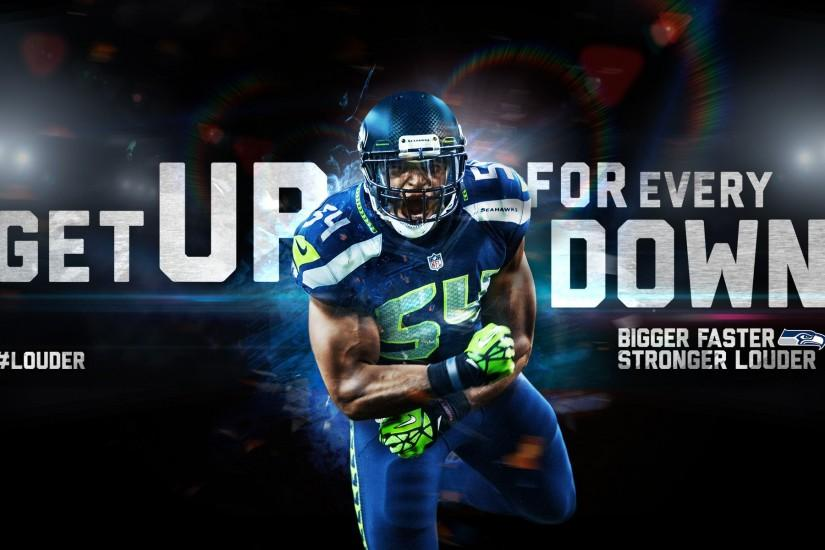 Seattle Seahawk Wallpapers HD Bigger Faster Stronger Louder.