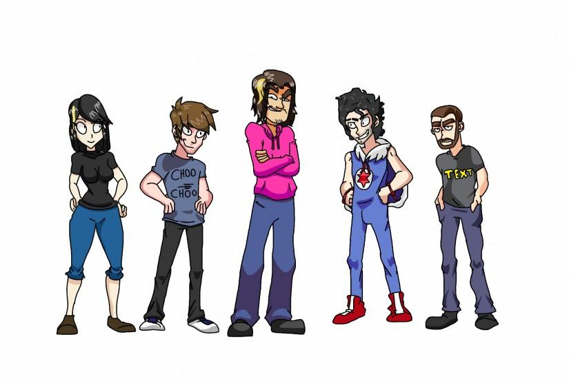 Game Grumps by Ray77ray Game Grumps by Ray77ray