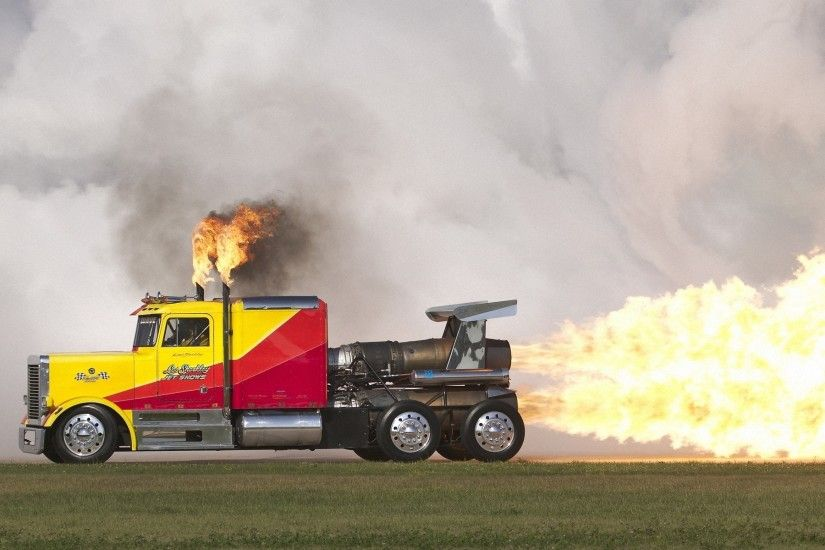 drag racing wallpaper | Vehicles - Drag Racing - Truck - Jet - Fire - Flame