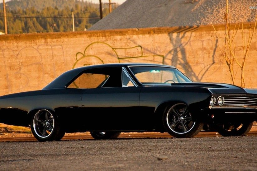 Chevrolet Chevelle SS wallpaper - 968618