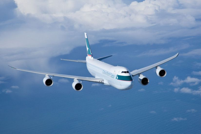 Cathay Pacific Cargo Boeing 747 wallpaper