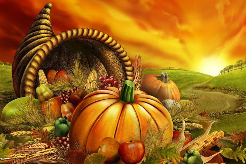 Photo Collection 1920X1080 Thanksgiving Wallpaper Pc ...