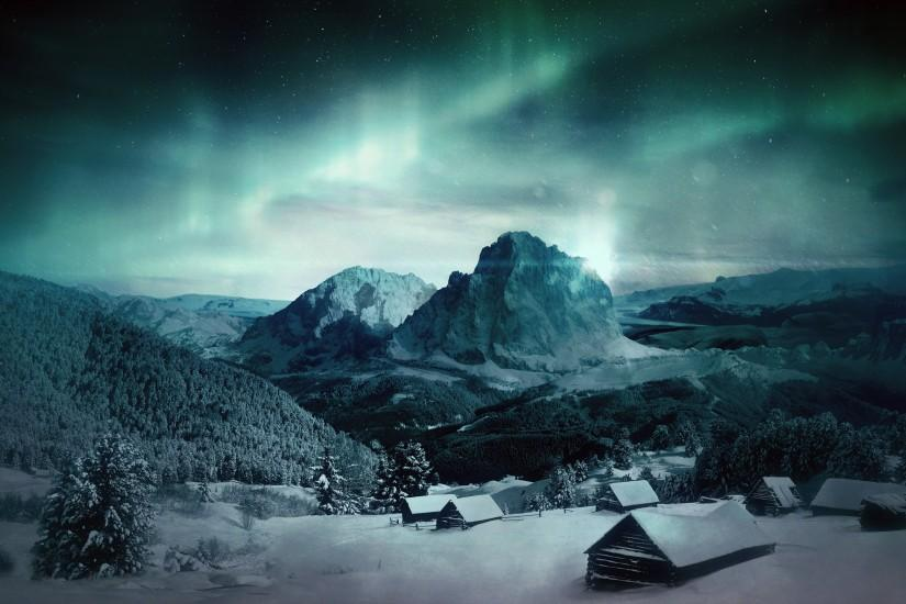 best aurora borealis wallpaper 2560x1600 for phone