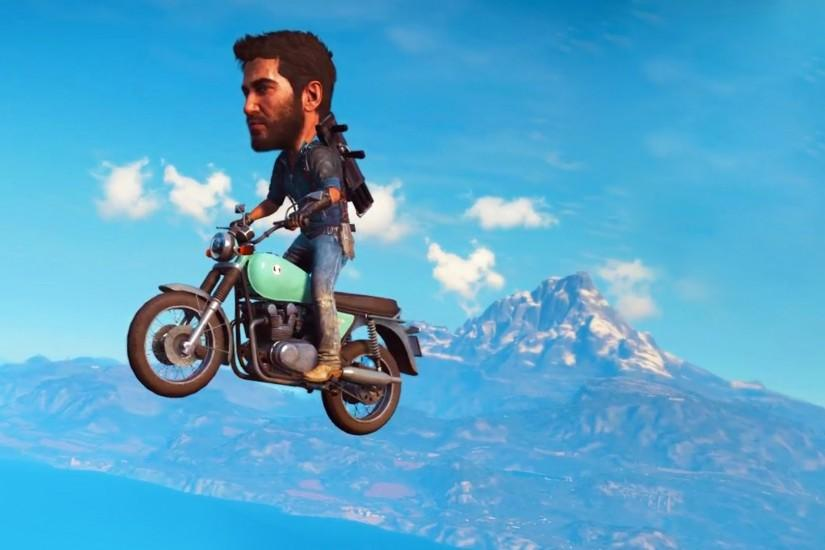 (Just Cause 3 HIT A STUNT) - YouTube