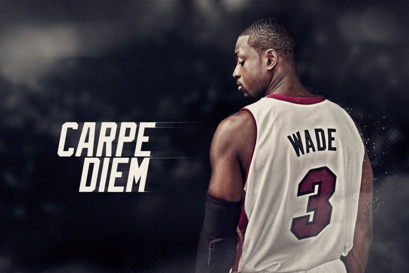 Preview wallpaper dwyane wade, basketball player, miami heat, 3, nba  3840x2160