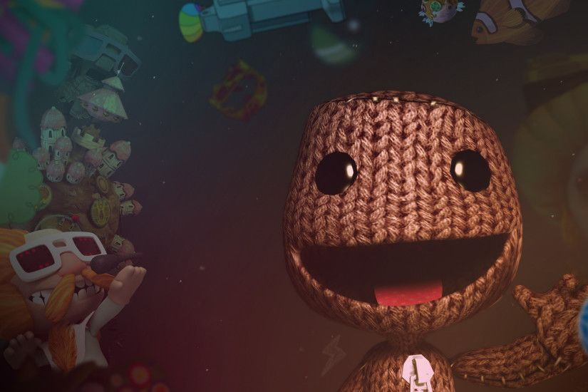 Little Big Planet Wallpaper
