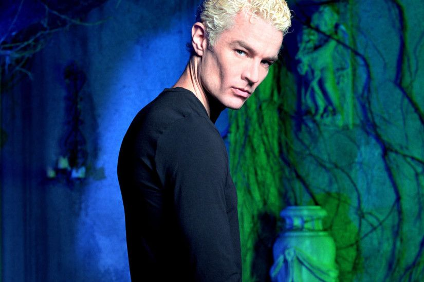 Spike - Buffy the Vampire Slayer 1920x1080 wallpaper