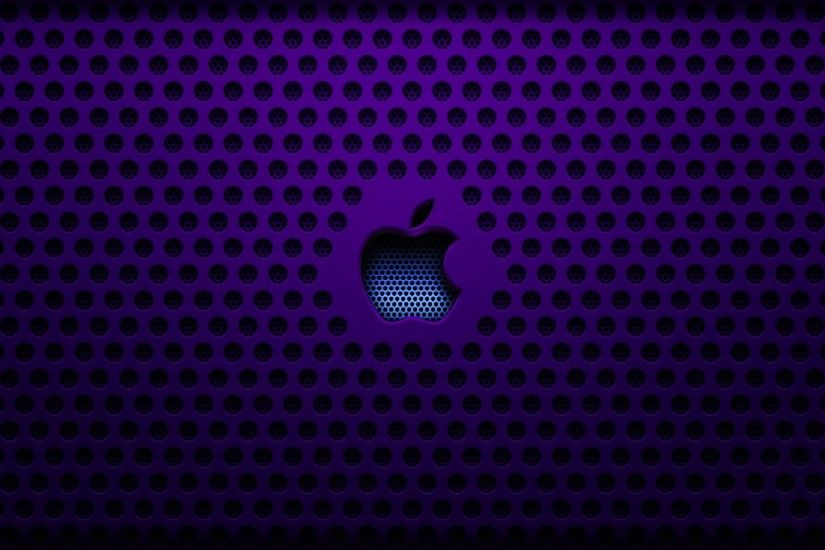 Apple Wallpaper Hd on WallpaperGet.com 43 HD Purple ...