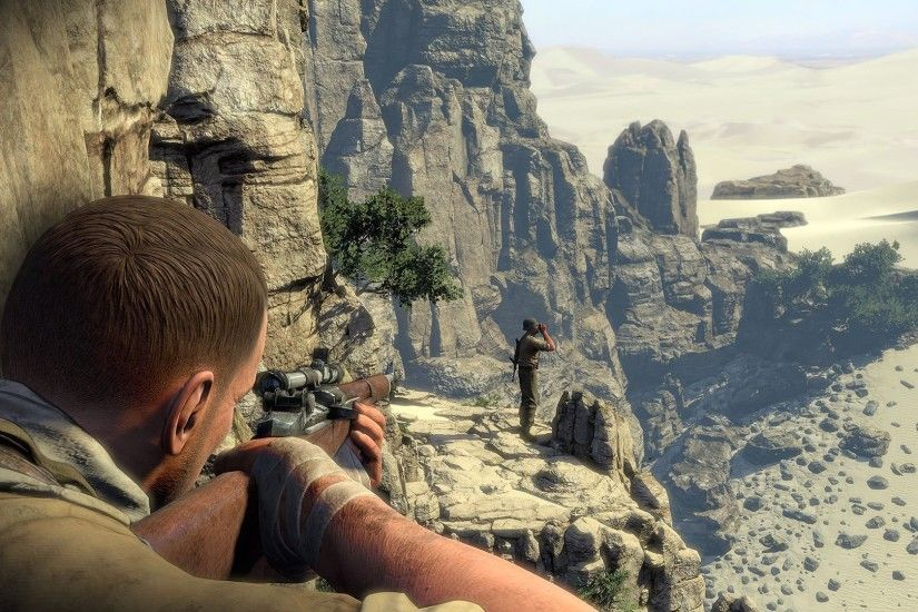 Sniper Elite III Screenshot Wallpapers - 2560x1440 - 1194174 ...