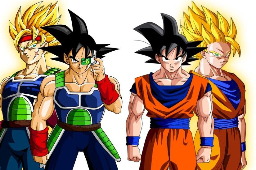 The Saiyans images Bardock and Goku( Kakarot)XZHZmYh HD wallpaper and  background photos