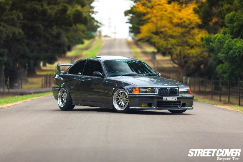 Eric came in possession of the E36 when his sister handed it down after  originally receiving it from their grandfather. Since then, it has gone  extensive, ...