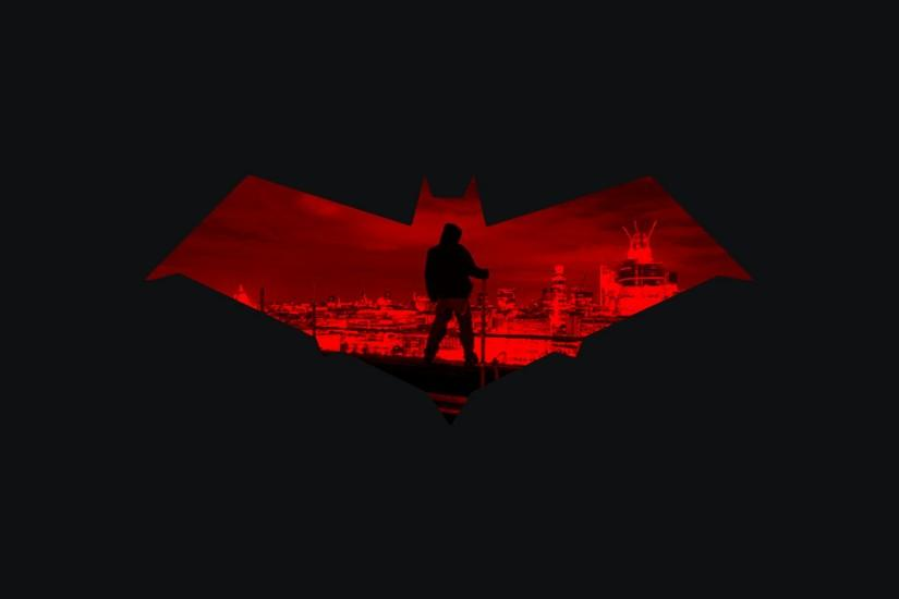 Jason's Symbol (Semi-Original) [1920x1080] by m4gichat. TheBabman Red Hood  - Wallpaper ...