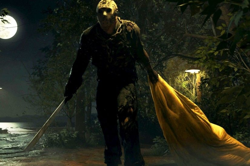 Friday The 13th Single Player Will Pay Homage To The Films In The Most  Brutal Way