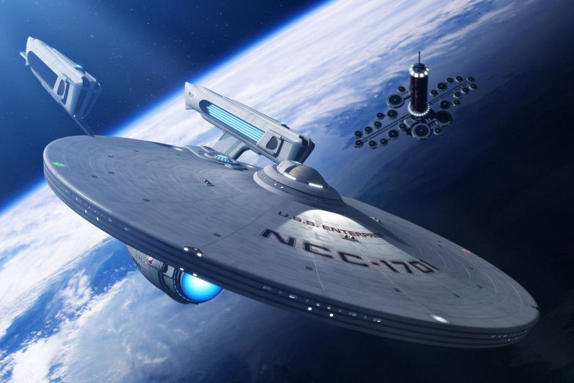 Star Trek Enterprise - Wallpaper ID: 591491672