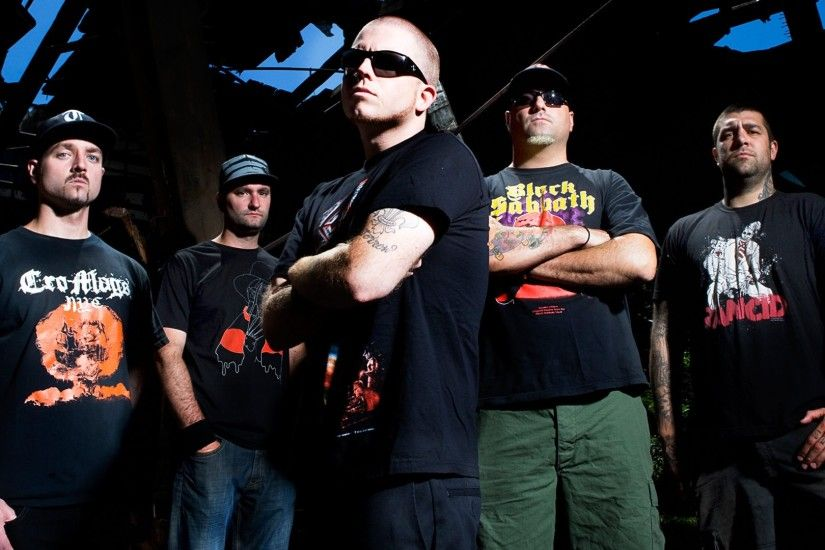 Preview wallpaper five finger death punch, tattoo, glasses, t-shirts, print