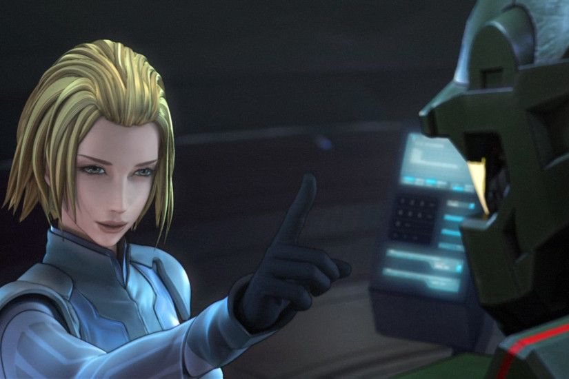 Image - Dr Halsey Gives the Finger by Shreas.jpg | Halo Nation | FANDOM  powered by Wikia