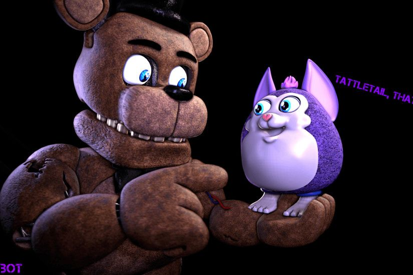 Five Nights at Freddy's Crossover | Tattletail | Know Your Meme