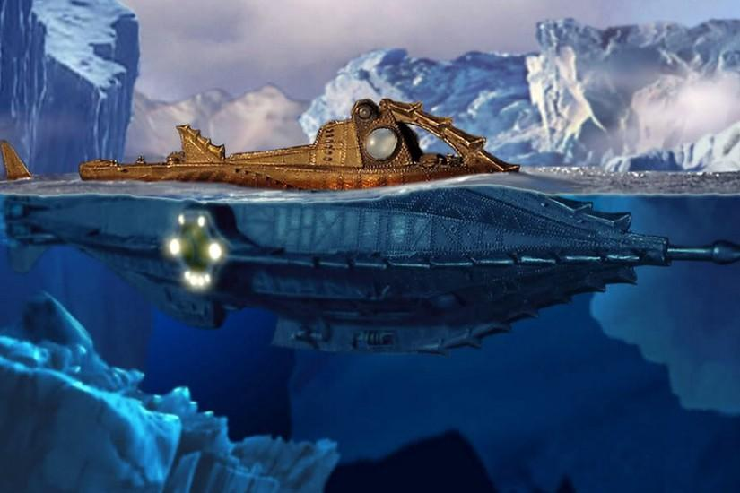 11 20,000 Leagues Under The Sea HD Wallpapers | Backgrounds - Wallpaper  Abyss
