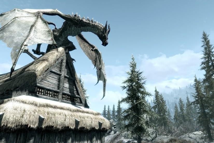 skyrim background 1920x1080 for iphone 5s