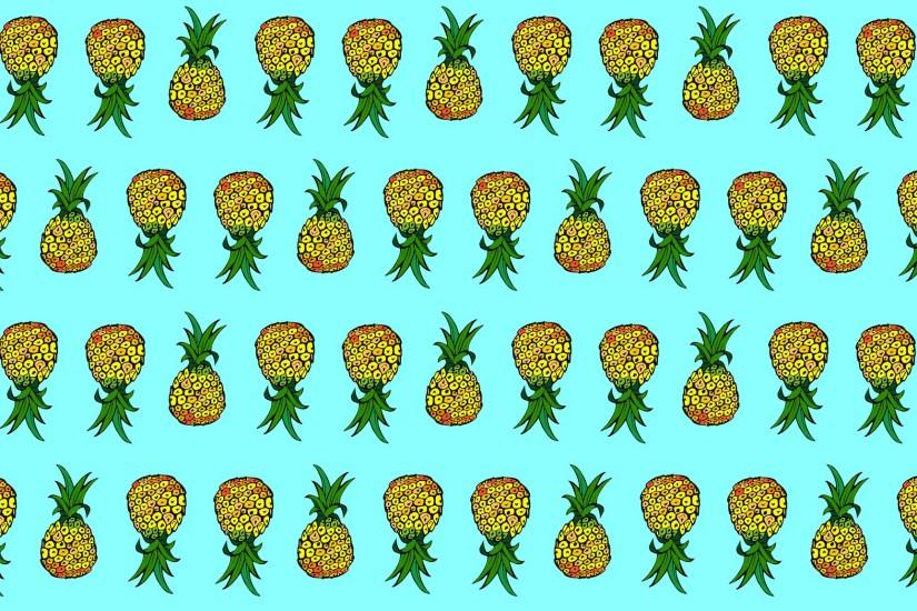 free download pineapple background 1936x1152 hd