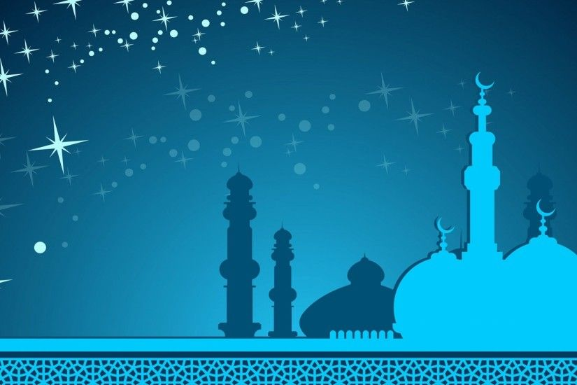 Background Masjid HD Wallpaper Download For Desktop Anime Muslim Wallpaper