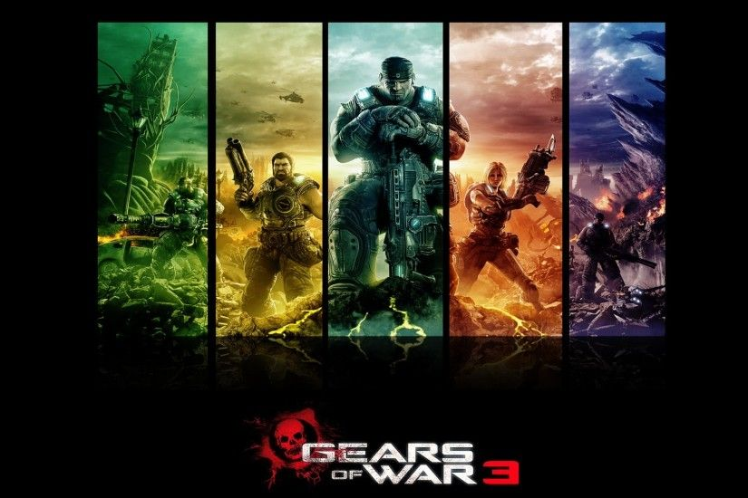 257 Gears of War HD Wallpapers | Backgrounds - Wallpaper Abyss - Page 8