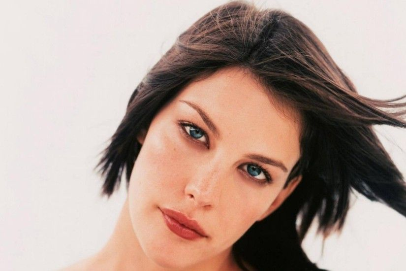 liv tyler face wallpaper 18096
