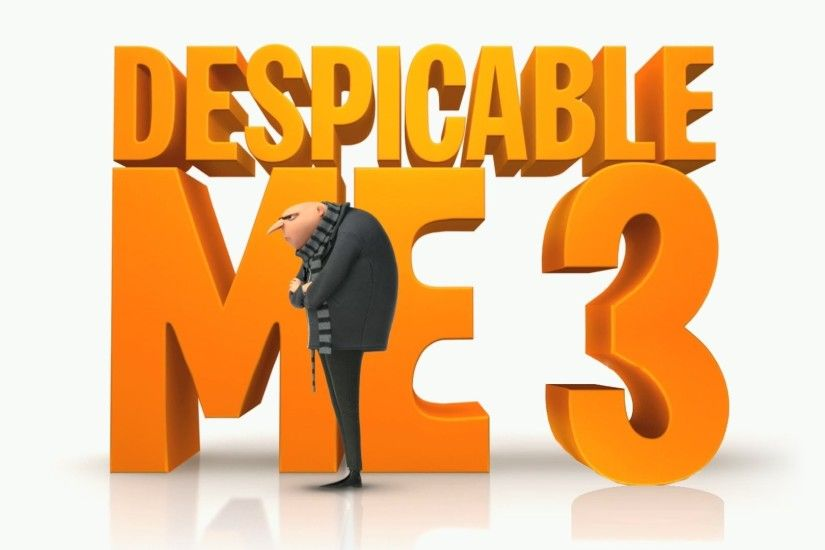 Despicable Me 3 Movie New Wallpaper Wallpaper ...