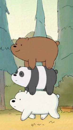 咱们裸熊we bare bears