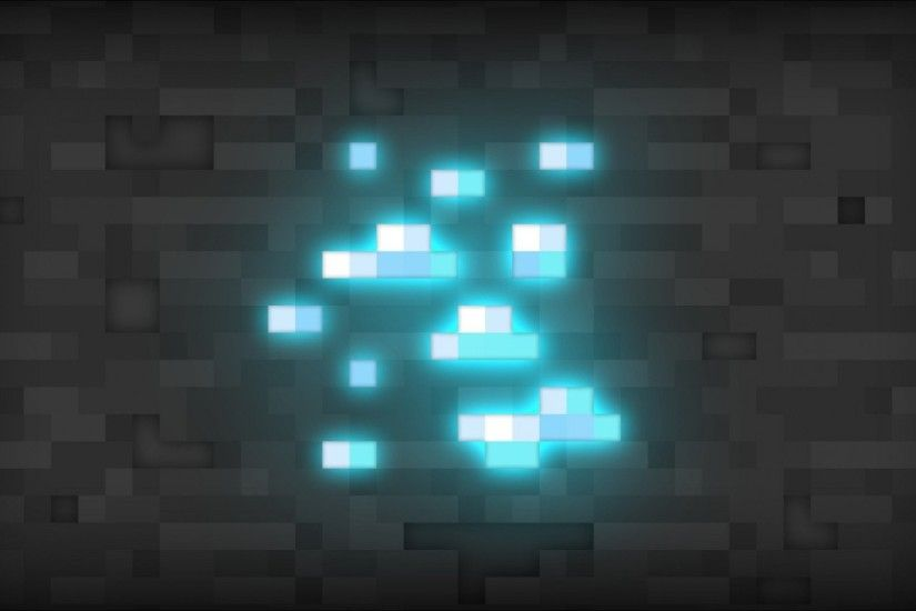 Minecraft Diamond Wallpapers Hd Resolution