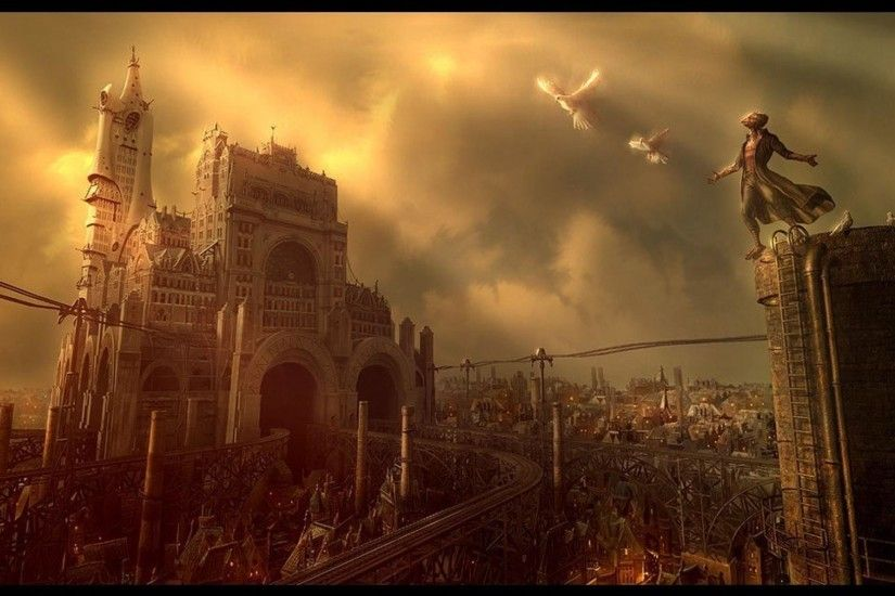 Images desktop Steampunk Wallpapers HD.