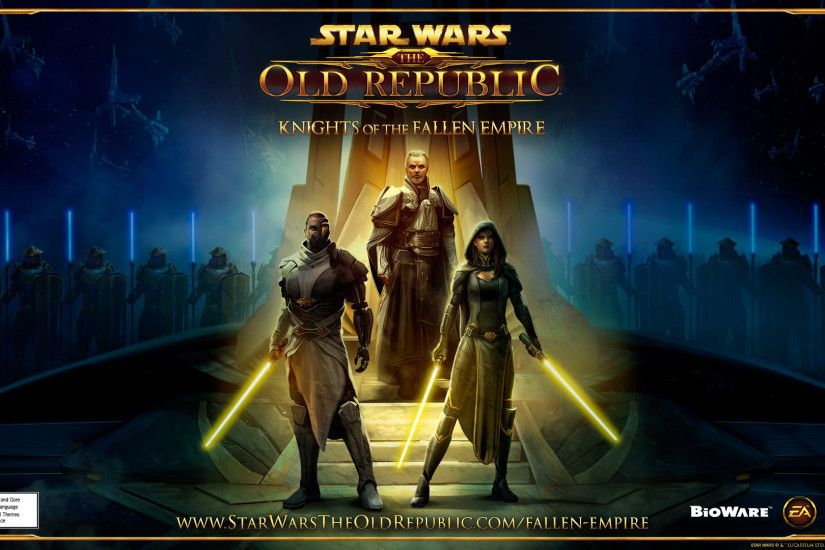 Nice wallpapers Star Wars: The Old Republic 1920x1080px