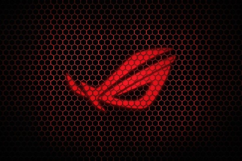 Download Wallpapers, Download 1920x1080 red asus rog .