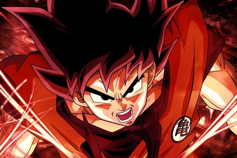 ... Dragon Ball Super Son Goku Wallpaper #4773 Wallpaper Themes .