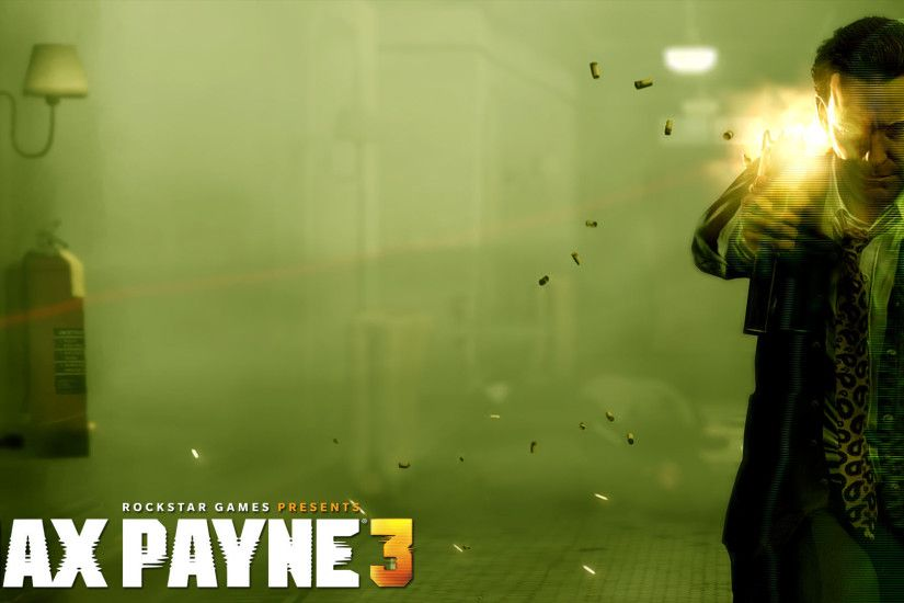 max payne 3 risk or die widescreen hd wallpaper