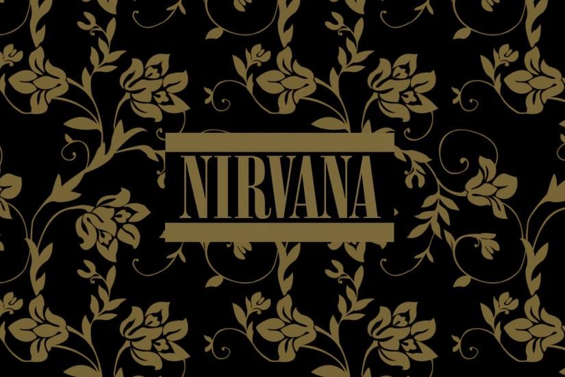 Wallpapers For > Nirvana Wallpaper Smiley