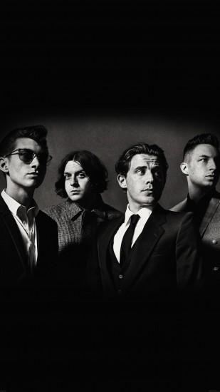 Arctic Monkeys English Indie Rock Band Music