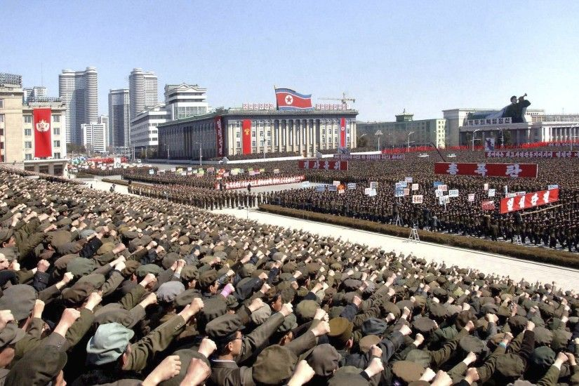 North Korea Military Fields – BUZZERG