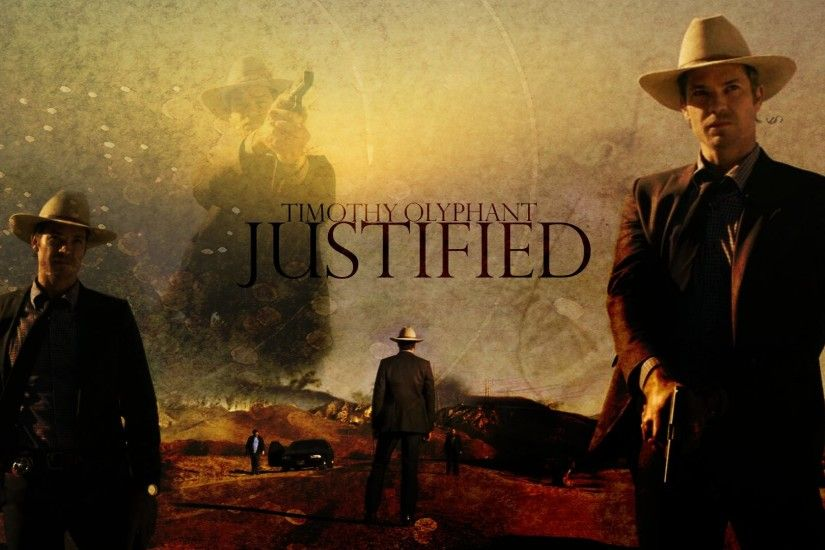 Backgrounds of Justified Season 6 in High Quality