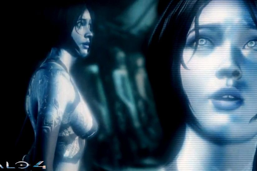 Download Halo 4 Cortana Wallpaper HD By Crowlad (2993) Full Size .