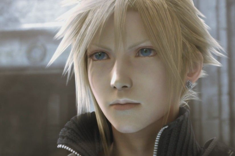 Movies Final Fantasy Cloud Strife VII Advent Children Character