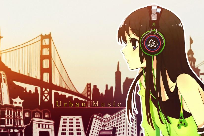 Anime Music Wallpaper